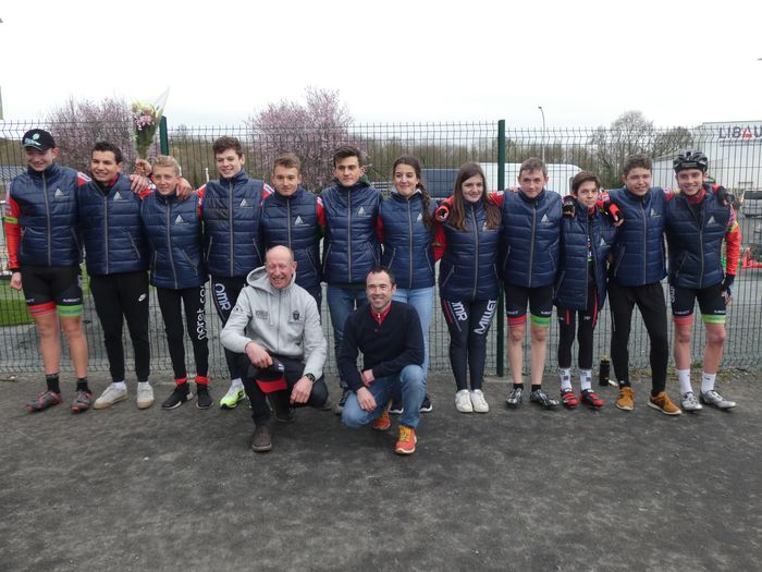 20190303 Cholet Team Cadet IFI